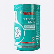 Diabetic Care - Patanjali Nutrela Diabetic Care Protein Powder Adult Nutritional Health Drink for Diabetes and Weight Management - 400 gm -Vanilla Flavor - No Added Sugar